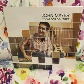 John Mayer - room for squares Lp vinyl