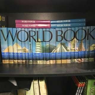World Book Dictionary Encyclopedia