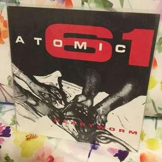 """Atomic 61 - 10"""" Vinyl ep - grunge era"""