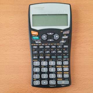 Sharp EL-531WH Scientific Calculator