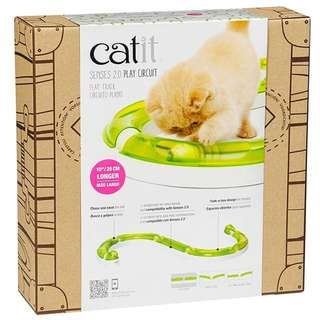 Cats Speed Circuit Toy by Catit