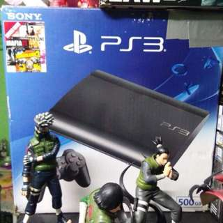 PS3 500gb FOR SALE! NO TO SWAP