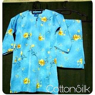 Baju Kurung Cotton(3-4Thn)