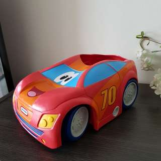 Mcqueen Toy Car with Music