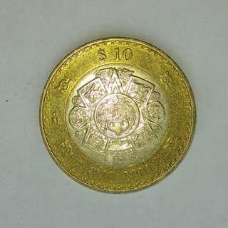 墨西哥硬幣
