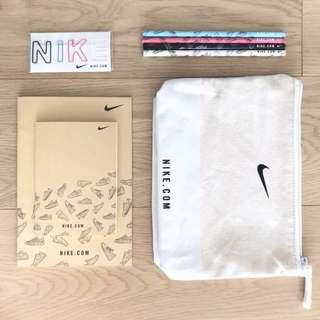 Nike Stationery Set