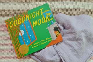 BRAND NEW Goodnight Moon 70th Anniversary Edition ( board book)