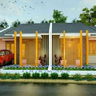 Rumah syariah Ciseeng Bogor