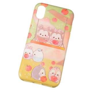 減價中 🇯🇵日本代購 迪士尼 Disney ufufy iPhone X case 全包邊