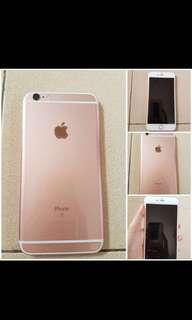 Iphone 6S plus 16G rose gold