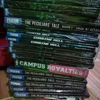 Wattpad books bnew