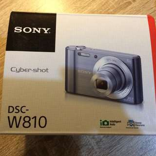 Sony Cyber Shot DSC-W810
