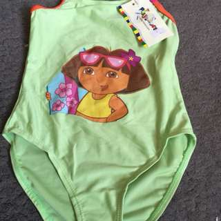 Dora the Explorer swimwear