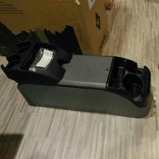 Car center console storage box