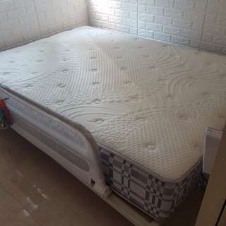 Uratex orthopedic bed