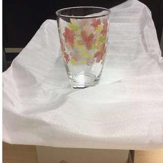 日本 全新 原裝連盒 starbucks 2017 限量 櫻花杯 暖杯 粉紅色 白色情人節 玻璃杯 隨行杯 玻璃杯 296mL