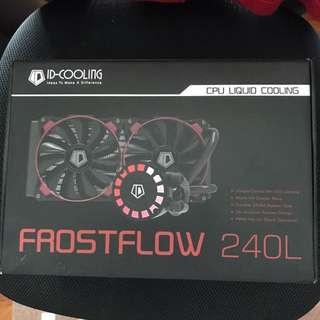 Frostflow 240L AIO Cpu cooler