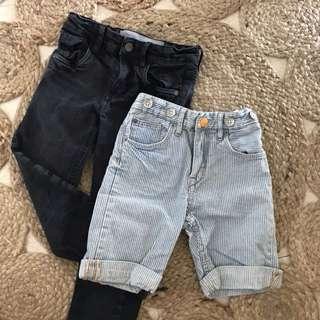Cotton On, H&M Pants combo