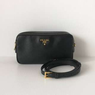 Authentic Prada Saffiano Bag