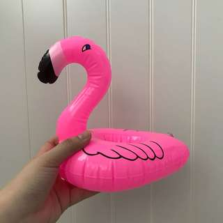 Flamingo Float for Drinks