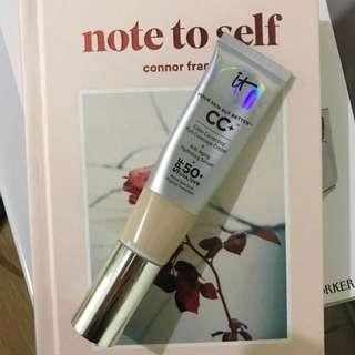 REPRICED!!! IT Cosmetics CC Cream