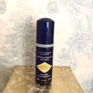 L'Occitane precious cleansing foam 50ml