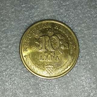 克羅地亞硬幣