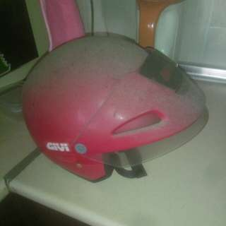 Helmet af6 ARC Saiz cikaro.Free ang pow @ limau.