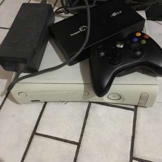 Xbox 360 jtag and led 24 inch prestiz