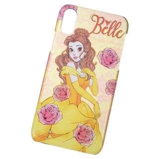 減價中 🇯🇵日本代購 迪士尼 Disney 貝兒 Belle iPhone X case