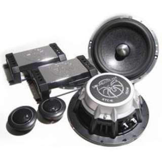 "Soundstream  XTC .6  2 Way 6.5"" Car Component Speaker"