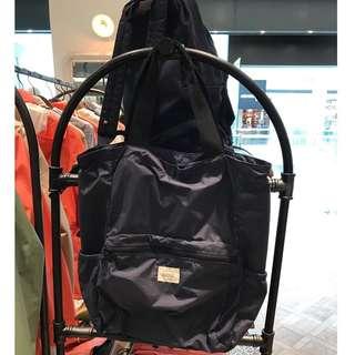 Aigle convertible bag 2 ways use backpack / tote bag ***New
