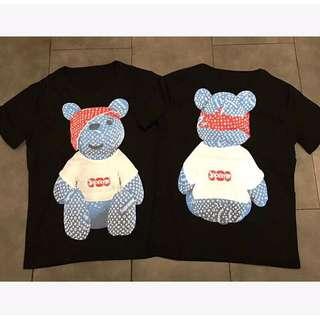 Supreme  Limited Teddy Bear Tshirt