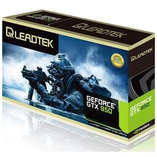 Leadtek WinFast GTX 950 2048MB GDDR5