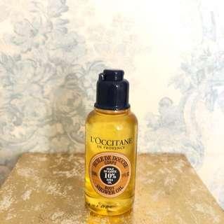 L'Occitane body shower oil 35ml