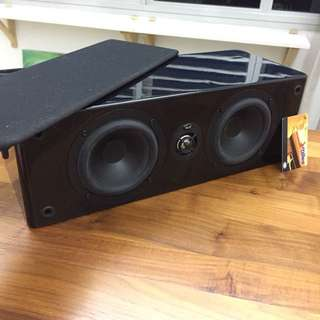 NHT SC1 centre channel speaker