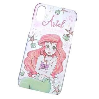 減價中 🇯🇵日本代購 迪士尼 Disney 小魚仙 美人魚 Aerial iPhone X case