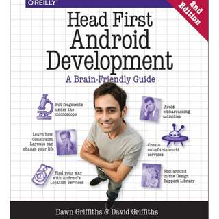 Ebook Head First Android Development