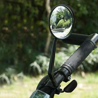 2Pcs Cycling Bicycle Bike Mirror Rearview Mirror MTB Motorcycle Handlebar Rear Mirror for Bicycle Bike Accessories