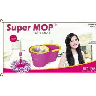 Super Mop Bolde 168x+ Kakanya Aristo murah dan  bagus