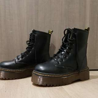 Brand New Boots (Dr Martens Style)