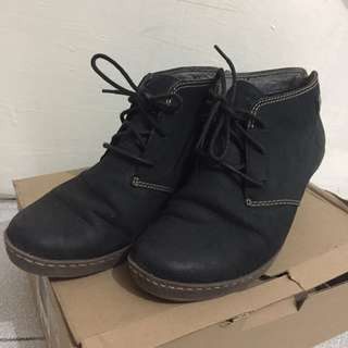 Clark Ankle Boots