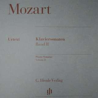 Mozart - Piano Sonatas Volume II