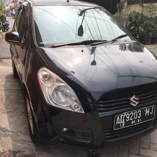 Jual rugi Suzuki splash manual 2011