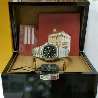 Jam tangan patek philippe Geneve Silver