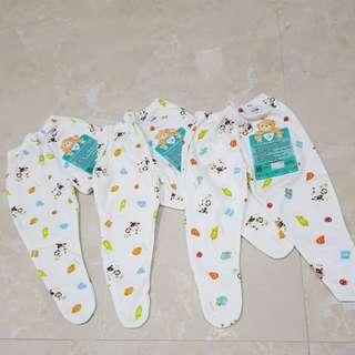 Celana panjang tutup baby libby 3pcs/6pcs
