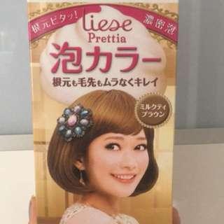 Liese Bubble Hair Dye