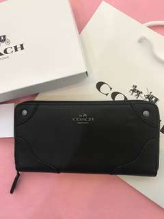 Coach Women Wallet Original Ready Stock