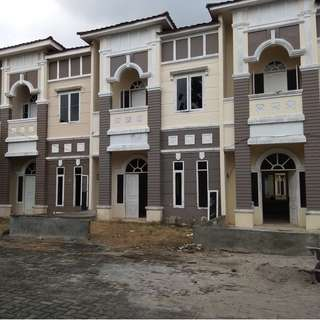 Jual Rumah 2 lantai KPR tanpa Dpkota Lubuk Pakam