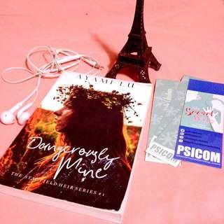 PSICOM: Dangerously Mine by Ayami Lu
